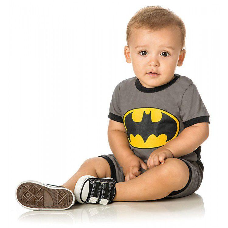 Body Macaquinho DC - Batman