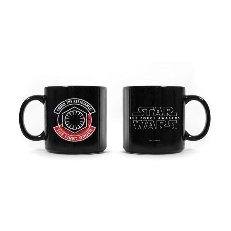Caneca Star Wars - First Order