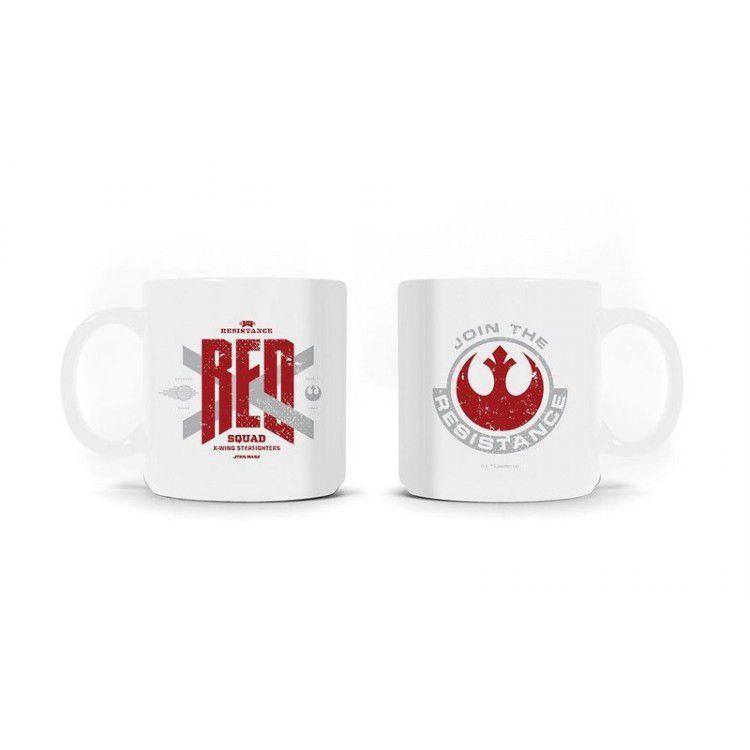 Caneca Star Wars - Resistance