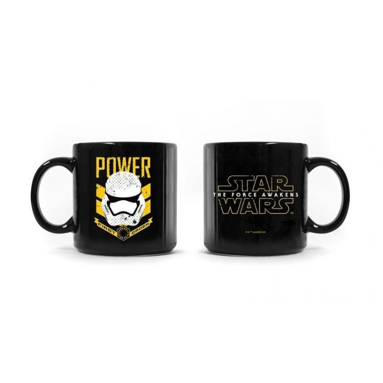 Caneca Star Wars - Trooper Power