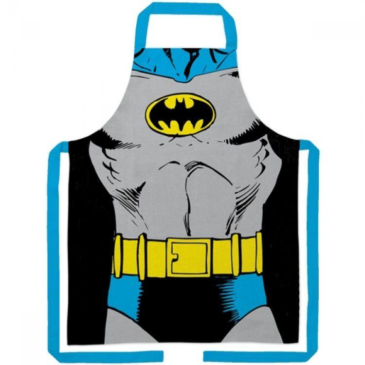 Avental Algodão DC - Batman