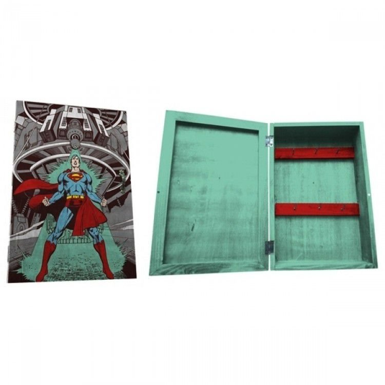 Porta Chaves DC - Superman ao Ataque