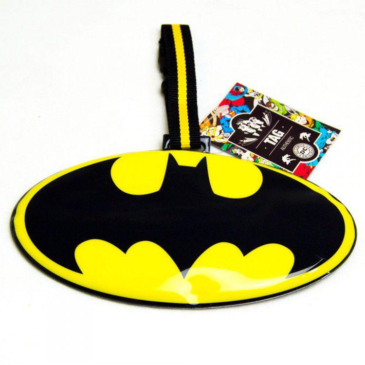 Etiqueta para Mala Batman DC Comics