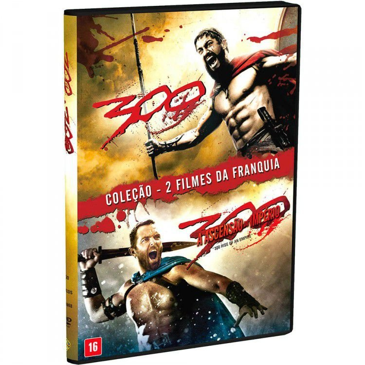 DVD 300 (Combo com 2 DVD)