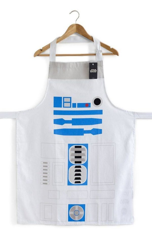 Avental Star Wars R2D2