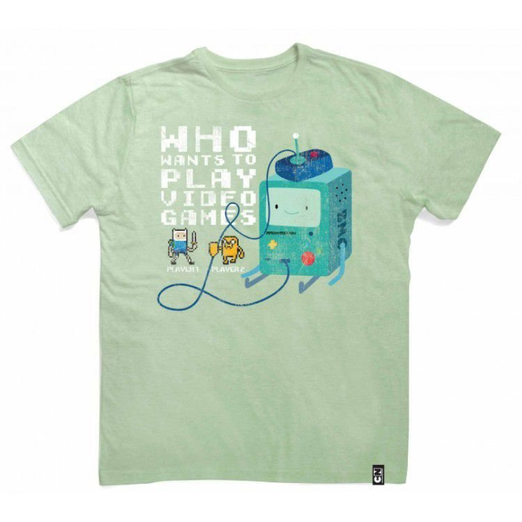 Camiseta CN 8 BTIS Adventure Time