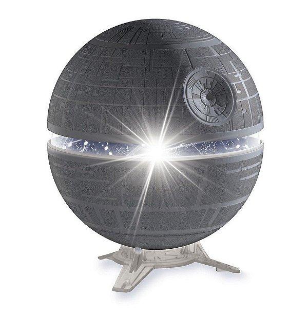 Luminária Planetário Star Wars Estrela da Morte