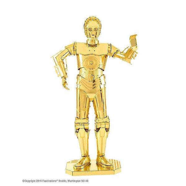 Mini Réplica de Montar Star Wars C-3PO