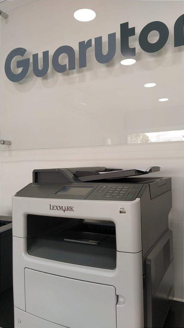 Multifuncional Lexmark MX410de Laser monocromática SEMINOVA REVISADA