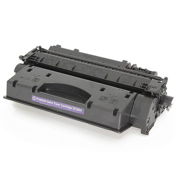 Toner HP CF280X CE505X  M401 M425 M401N M401DW M425DN M401DNE M401 M401DN P2055 | P2055DN Importado Compatível 6.5k