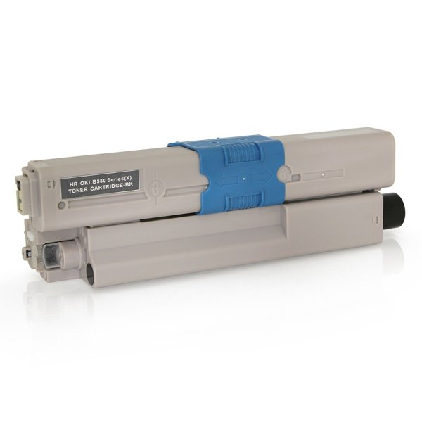 Toner Okidata 469803 469801 Preto C310 MC351 C310N MC361DN C330 MC561 Premium Compatível 3.5k