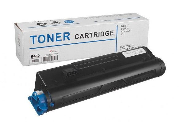 Toner Okidata B420 B430 B440 MB460 MB470 MB440 MB480 Importado Compatível 7k
