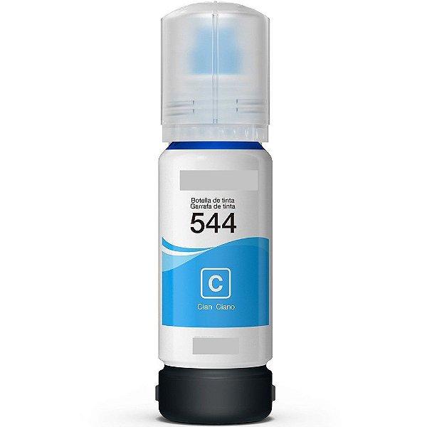 TINTA HDINK PARA EPSON T504220AL T504220 T504 CIANO | L4150 L4160 L6191 L6161 L6171 | 70ML