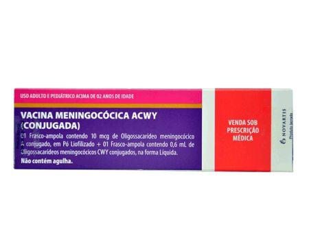 Vacina Meningocócica ACWY