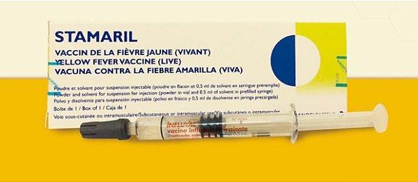 Vacina contra Febre Amarela