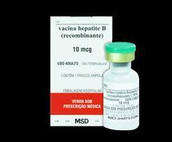 Vacina Hepatite B Adulto