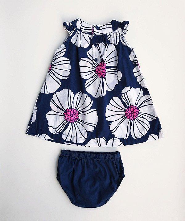 Conjunto blusa e calcinha