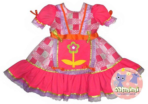 Vestido Festa Junina 006