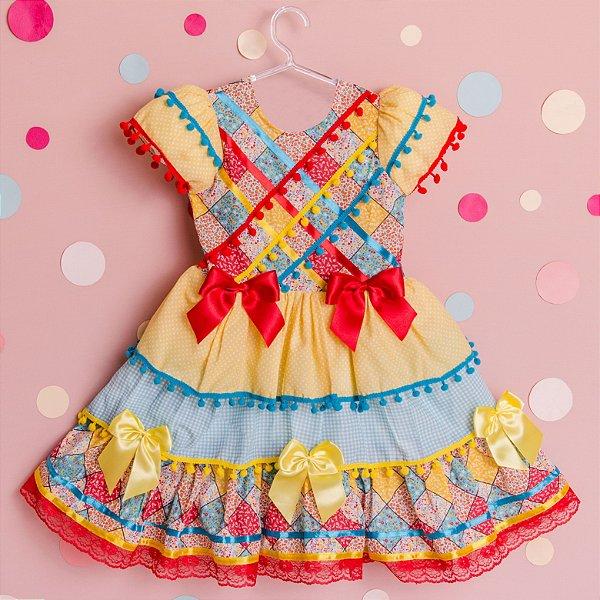 Vestido Festa Junina 023