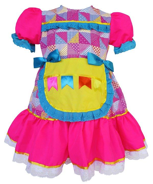 Vestido Festa Junina 012
