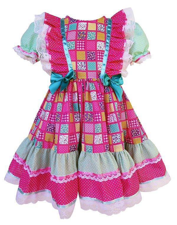Vestido Festa Junina 014