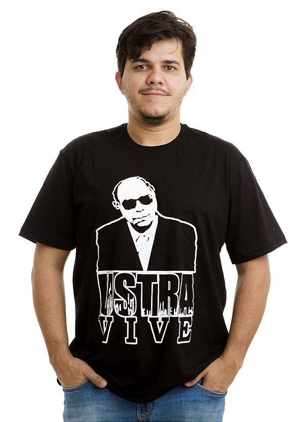 Camiseta Ustra Vive Preta