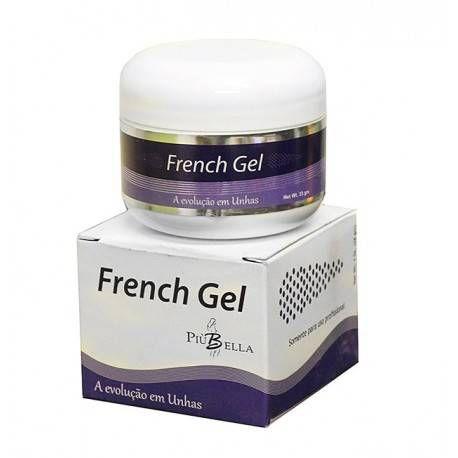 French Gel Piu Bella 28g