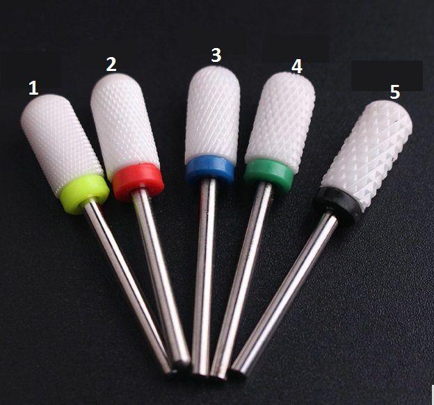 Brocas de Cerâmica para unhas