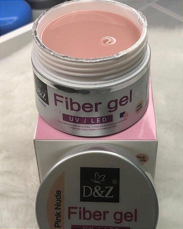Fibergel D&Z LED e UV 30g
