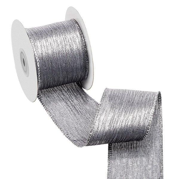 Fita prata corrugada A108919