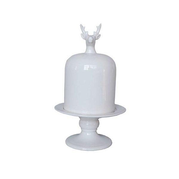 Porta Bolo Branco F407665