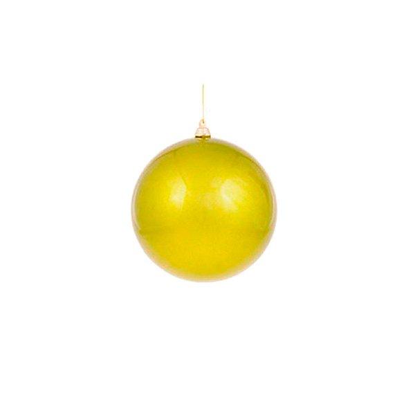 Bola verde lima 14cm G107649