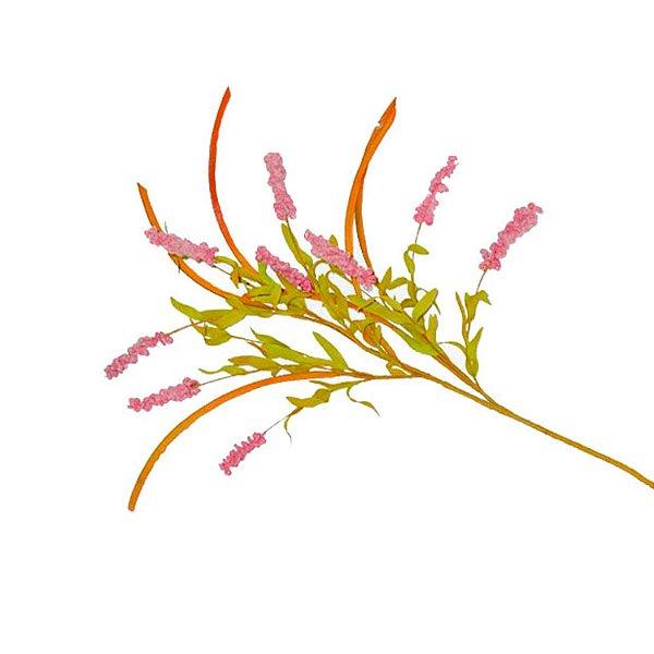 Ramo Flor Primavera Rosa Chá 6pçs G208209