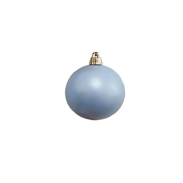 Bola azul joly 6cm c/6u - G150918