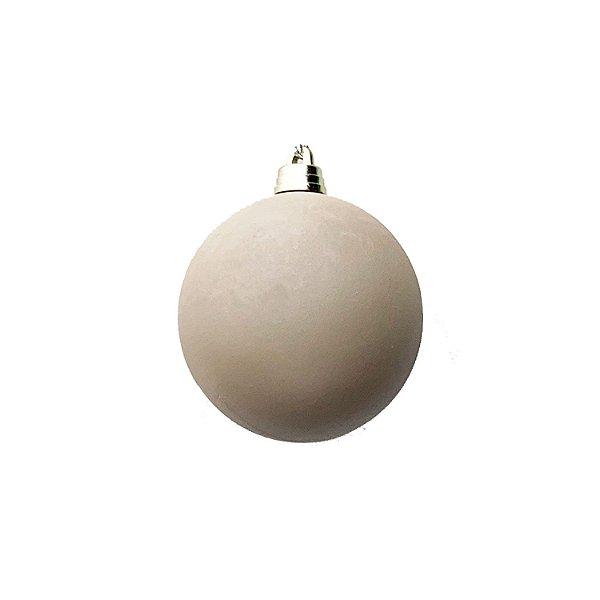 Bola Camurça Nude 10cm - G150970