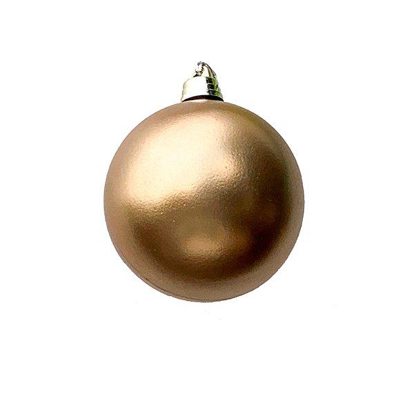 Bola Ouro Velho 10cm - G150960