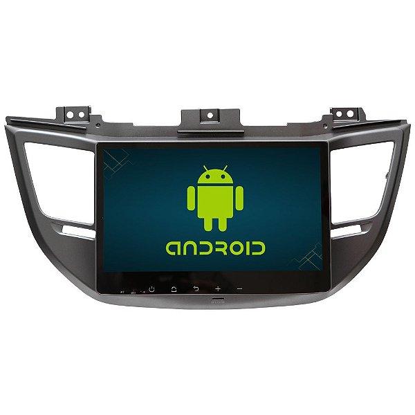 Central Multimídia Hyundai Tucson Android