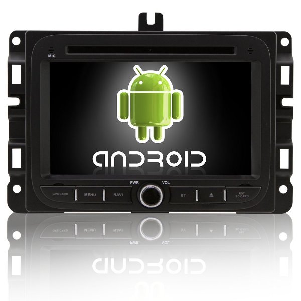 Central Multimídia Jepp Renegade Android