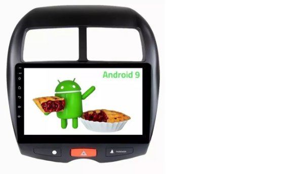"Central Multimidia Mitsubishi ASX 10"" - Android"