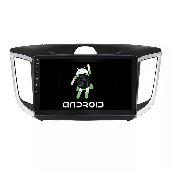 "Central Multimídia Hyundai Creta 10"" - Android"
