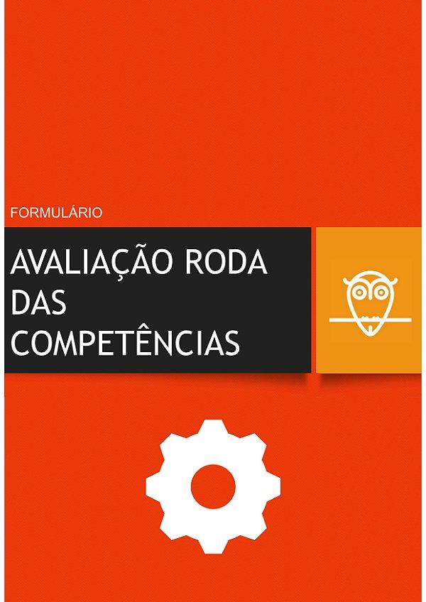 Formulário de Avaliação Roda das Competências em PDF