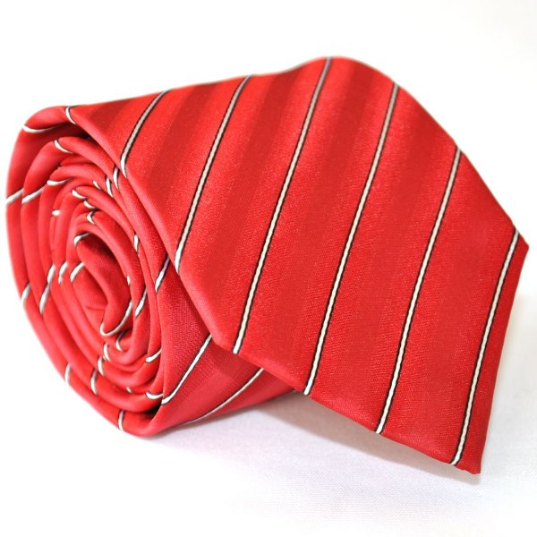 Gravata Pierre Cardin Linha Premium - Vermelha 002