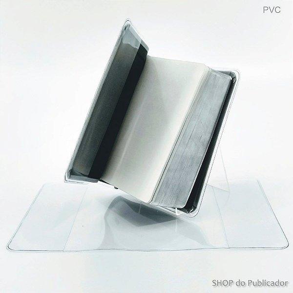 Capa para BÍBLIA de BOLSO em PVC Transparente