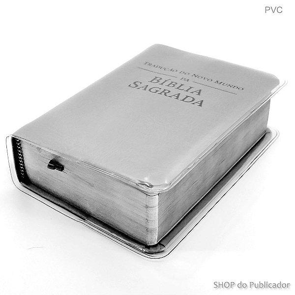 Capa para BÍBLIA GRANDE em PVC Transparente