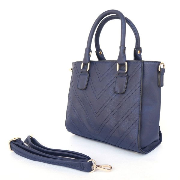 Bolsa Feminina - Couro Sintético - BLUE CH2090