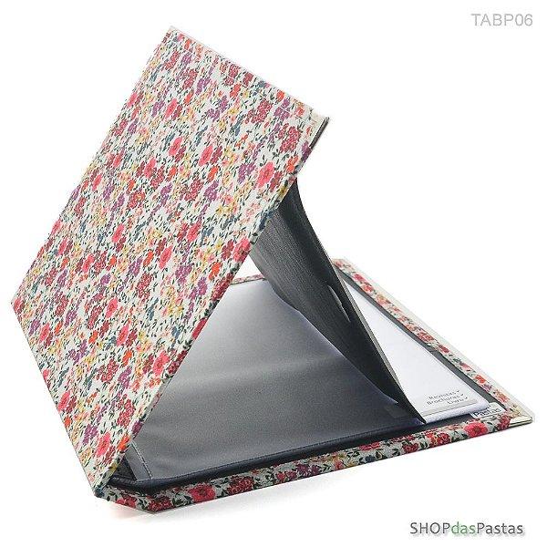 Pasta para Tablet e Publicações - Floral Rosa TABP06