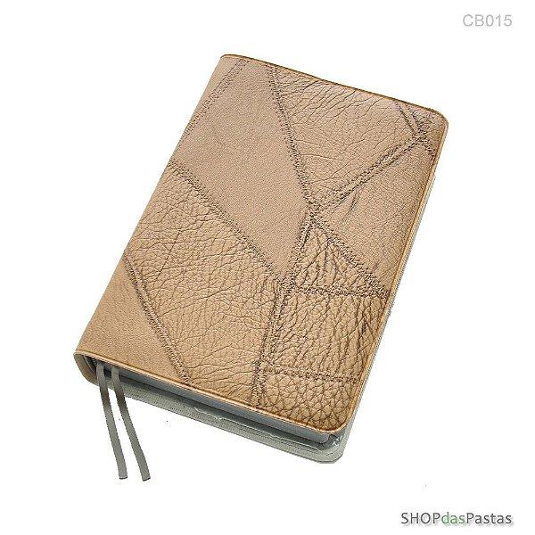 Capa em Courvin para Bíblia CB015