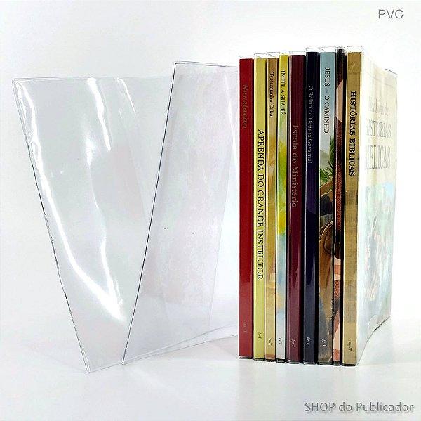 Capa de PVC Cristal para Livro Pastoreiem SFL 2019