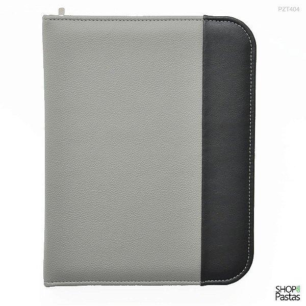 Pasta com Zíper para Tablet Samsung Tab A (2019) 8.0 - Cinza - PZT404