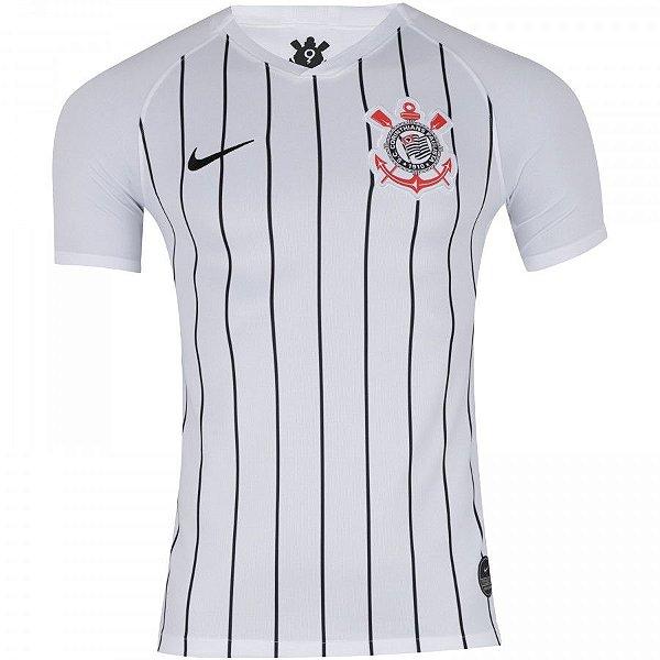Camisa do Corinthians 2019 Masculina/Feminina Editavel